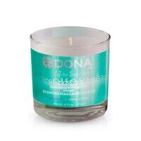 Массажная свеча DONA Scented Massage Candle Naughty Aroma